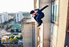 Don't Jump Out a Window Unless you're Parkour Legend David Belle