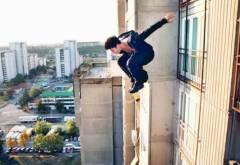 Don't Jump Out a Window Unless you're Parkour Legend David Belle