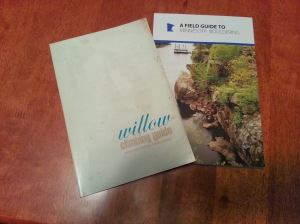 Willow Climbing Guide & A Field Guide to Minnesota Bouldering